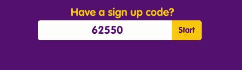 thegivingmachine-sign-up-code